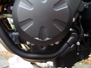 Aranhao tampa motor 1