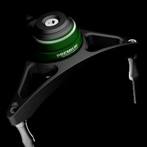 estrela verde escuro 001